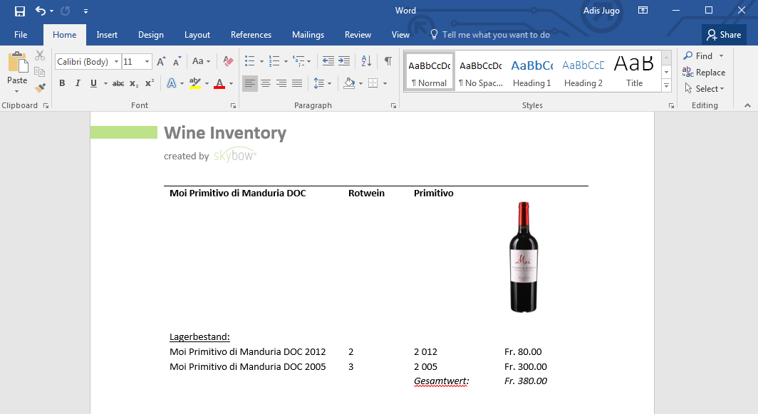 wineinventory